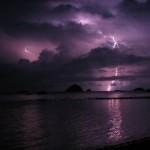 Luminary Lake Lightning