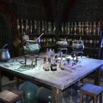 Magic School Potions Class