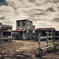 Ghastly Ghost Town