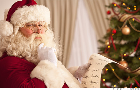 What Does Santa Claus Do In The Summer? | Mystic Christmas Blog