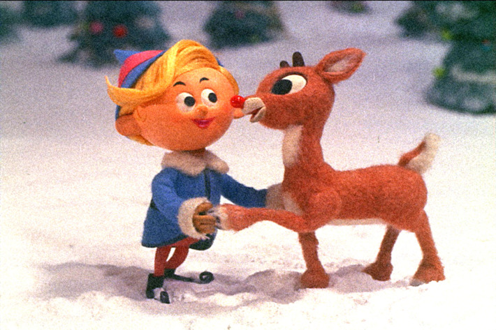 the classic christmas cartoons rudolph the red nosed reindeer