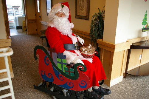 Is Santa Claus Doing Well After Being Injured Mystic