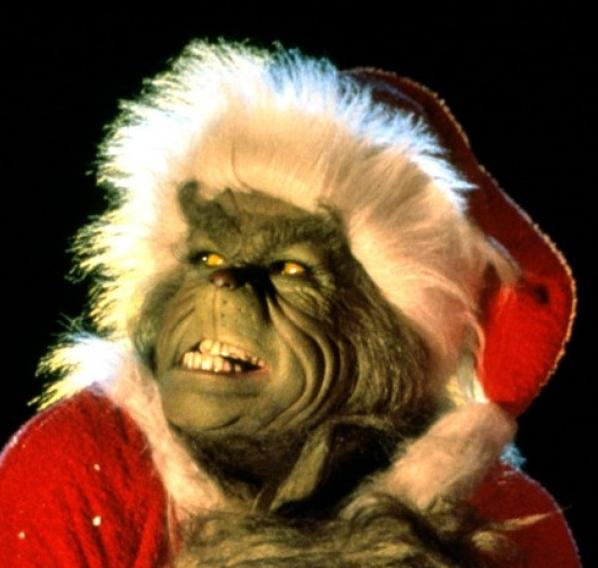 Is The Grinch Real Mystic Christmas Blog