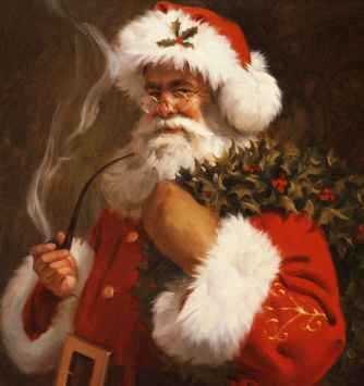 What is santa claus doing on friday the 13th mystic christmas blog santa claus saint nick sciox Image collections