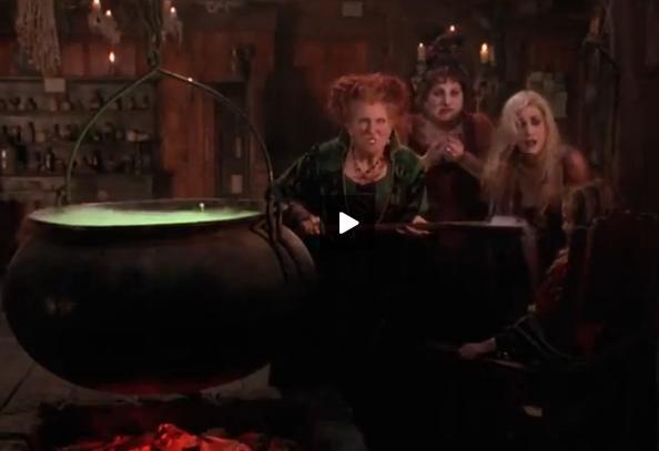 Watch Disney s Hocus Pocus Halloween