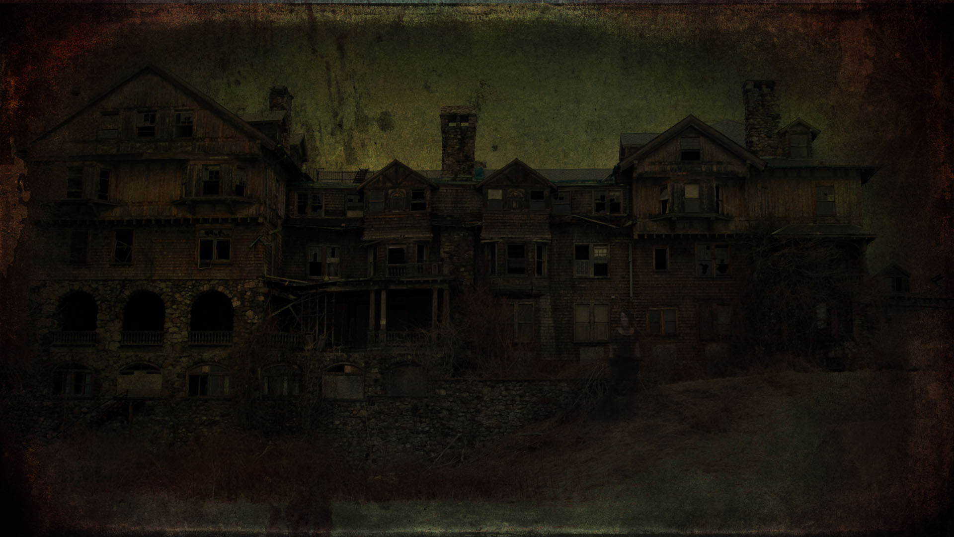 haunted house of halloween horrors