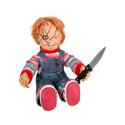 is chucky the child s play doll real
