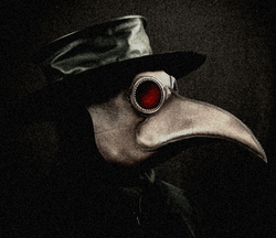 Plague Doctors Mask Of Doom