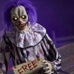 The Deadly Demonic Carnival Clown