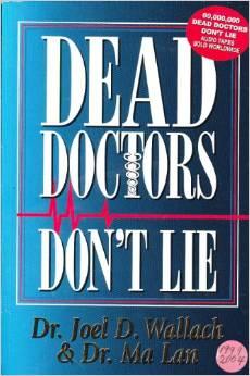 Dead Doctors Book