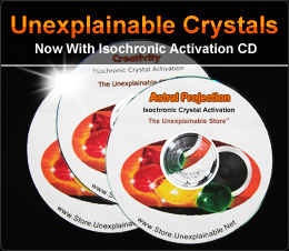 Mystical Healing Crystals With Unique Audio Enchanced Vibrational Activation!