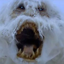 Abominable Snowman Yeti Watch