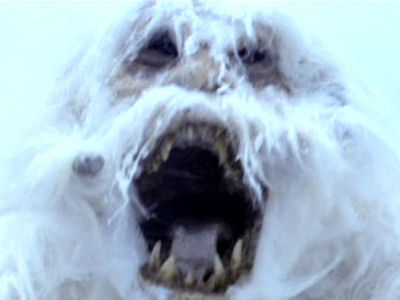of the Yeti aka Abominable