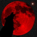 Super Lunar Eclipse Blood Moon Werewolf Watch