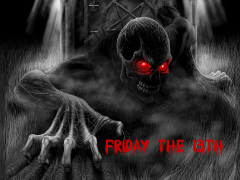 Friday The 13th Demon Specter