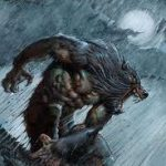 March Storm Moon Werewolf Warning