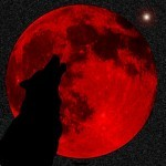 Halloween Blood Moon Watch