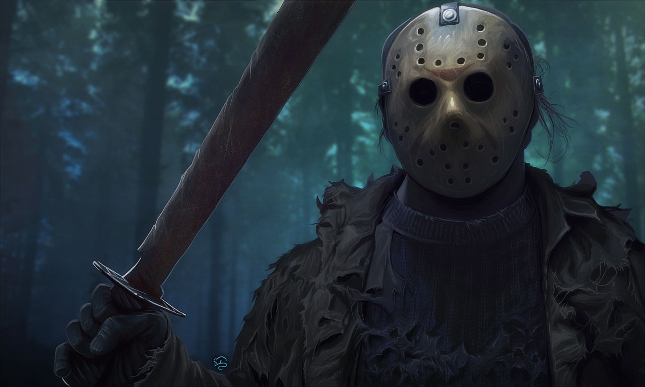 Friday The 13th Jason Voorhees Resurrection Warning! - Paranormal ...