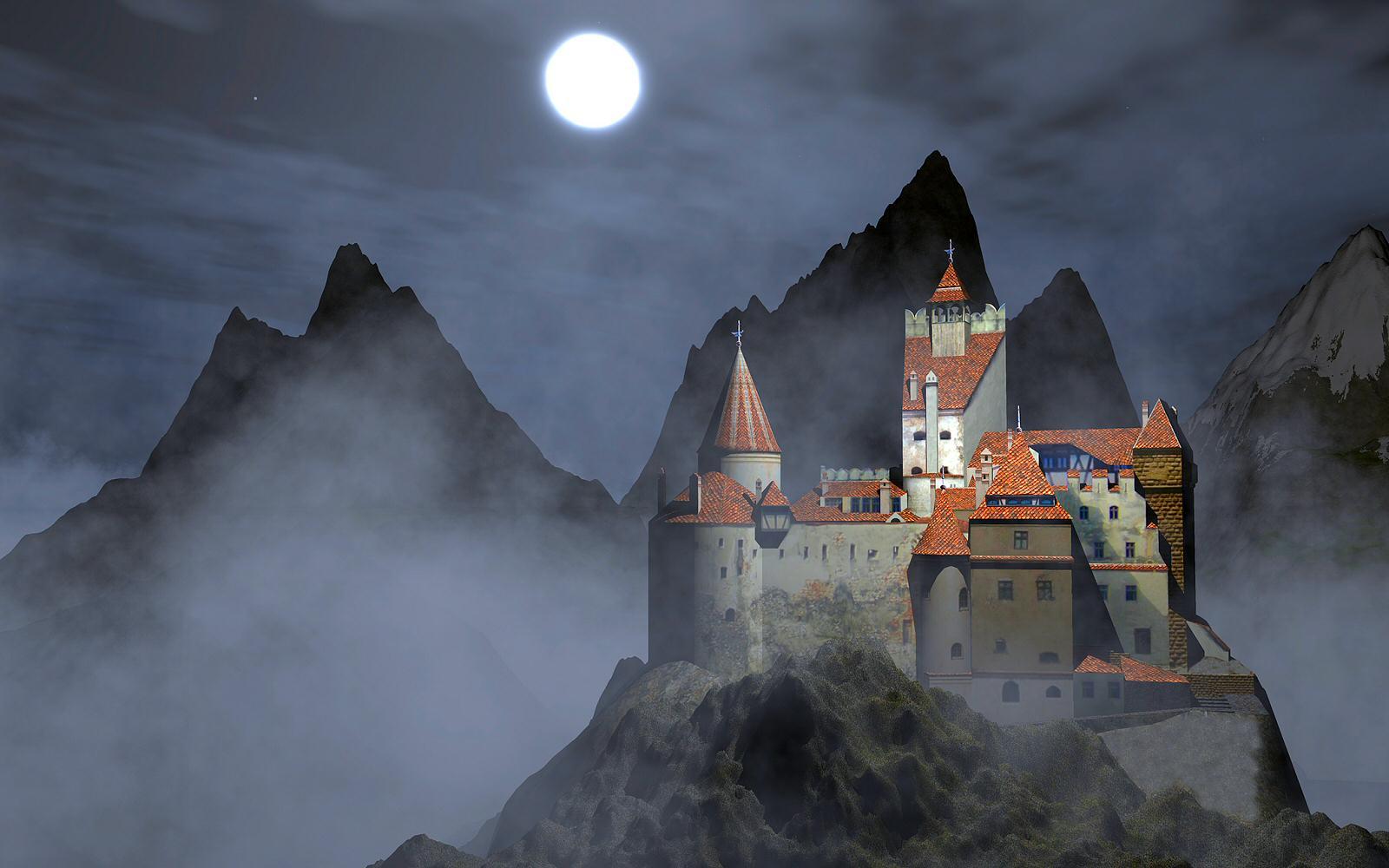 Vampire Royal Castle