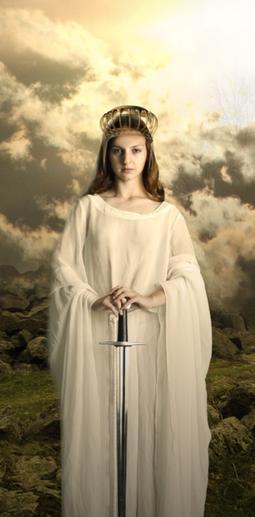 Angel Goddess Brigid