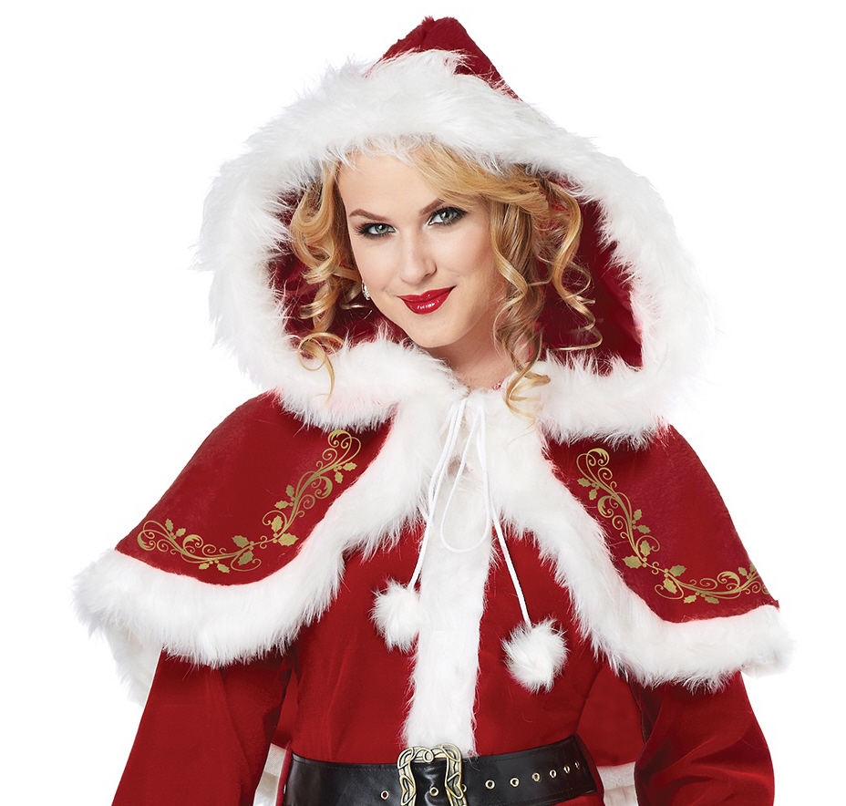 How Did Santa Claus Meet Mrs.Claus?