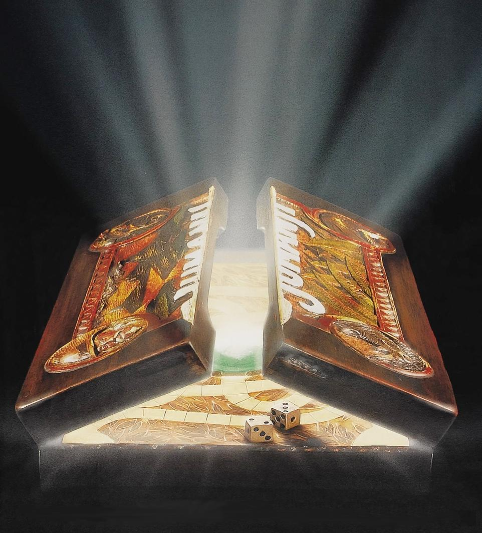 Are Jumanji & Cursed Supernatural Board Games Real?