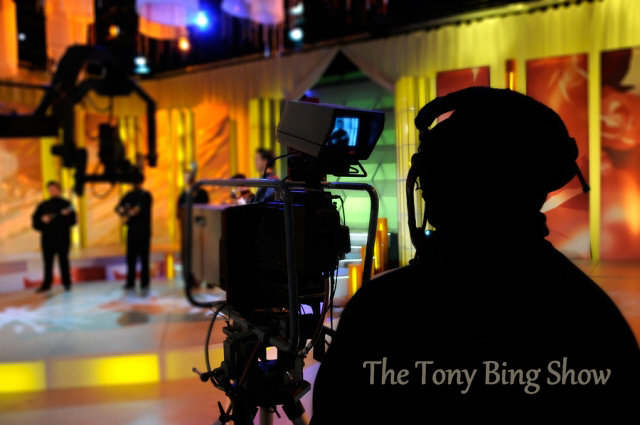 It's The Tony Bing Show!