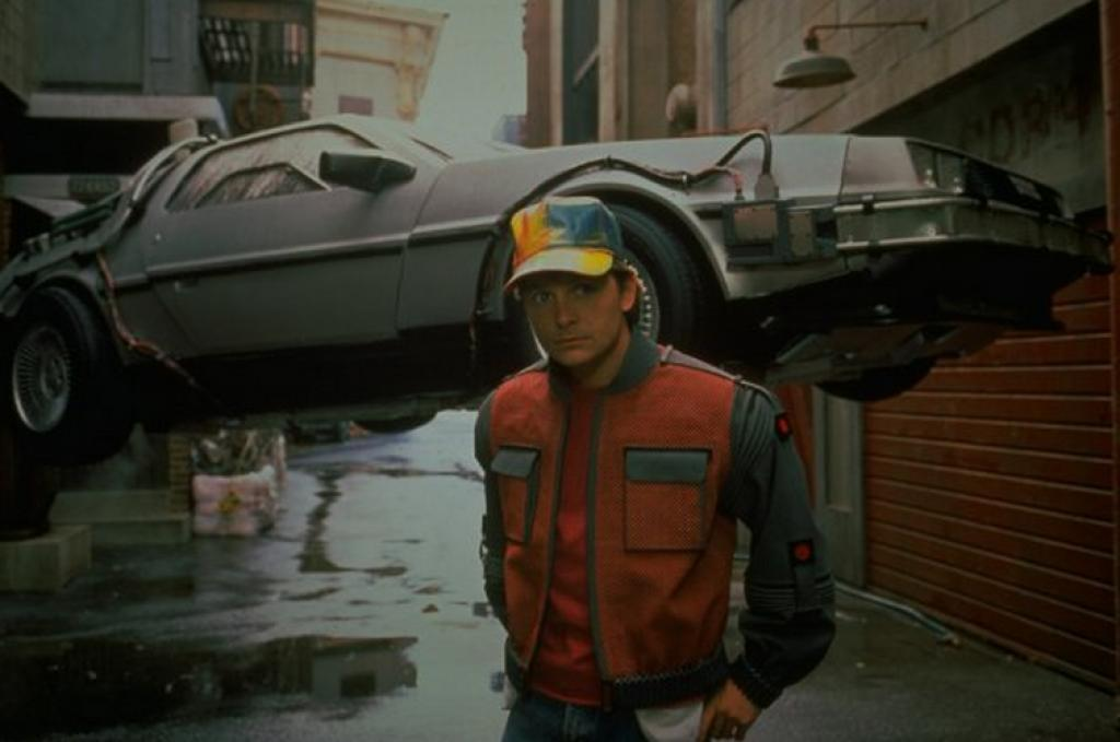 Back To The Future 2015 Is Actually 2115