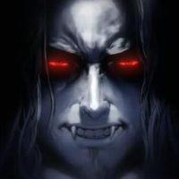 Angry Powerful Vampire