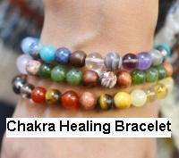 Mystical Chakra Healing Bracelet