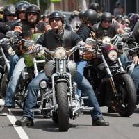 Street Punk Biker Thugs