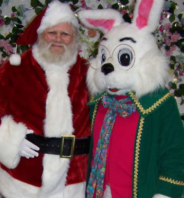 What Does Santa Claus Do On Easter Mystic Christmas Blog