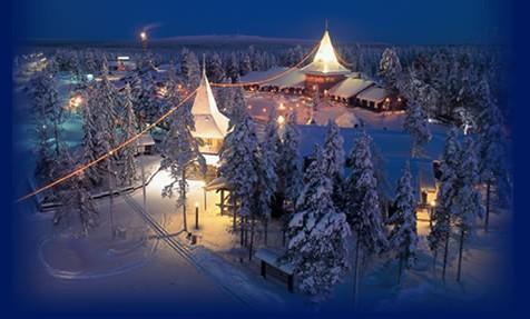 Santa Claus Village Arctic Circle Resort