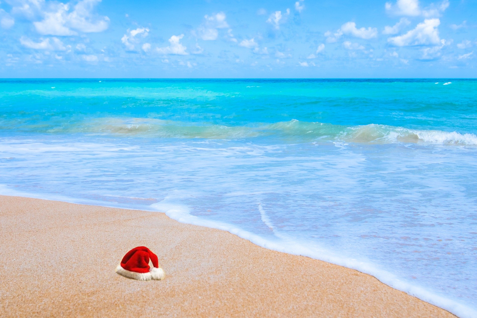 What Does Santa Claus Do In The Summer?