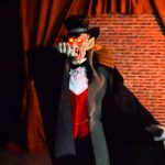 Monstrous Animatronic Talking Vampire Prop