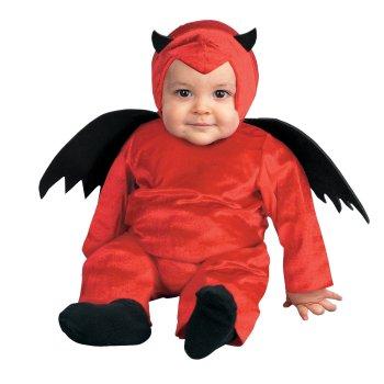 The Halloween Baby