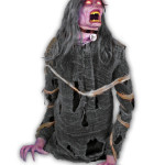 Hellishly Horrific Animated Demonic Zombie Prop