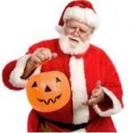 Saint Nicholas Celebrates Halloween