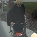 Hidden Halloween Loudspeaker Prank