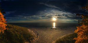 Halloween Island Beach