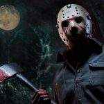 Jason Voorhees Friday The 13th Pond Prank