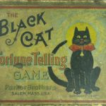 The Black Cat Of Fortune Telling