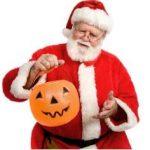Santa Claus's Halloween