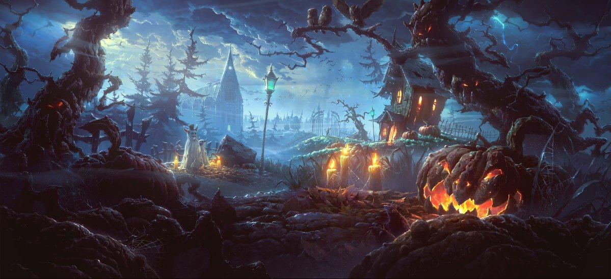 The Supernatural Origin Of Halloween