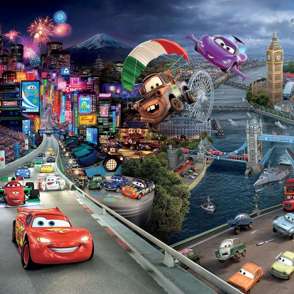 Is Disney Cars Real?