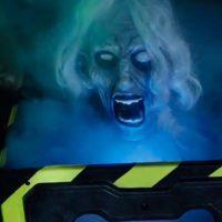 Frozen Zombie Box Pop Up Prop