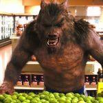 Supermarket Werewolf