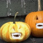 How To Make Vampire Jack-O-Lanterns