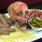Horrifying Halloween Food And Decor