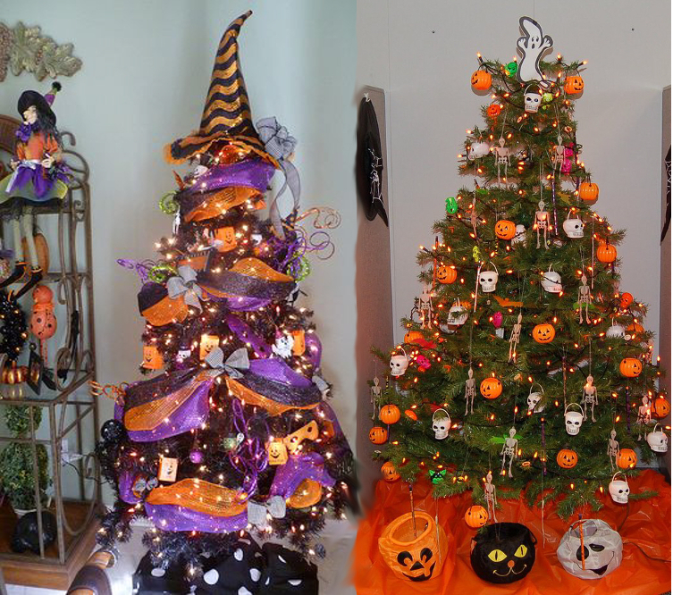 Thanksgiving Is The Last Day To Remove Halloween Decor!